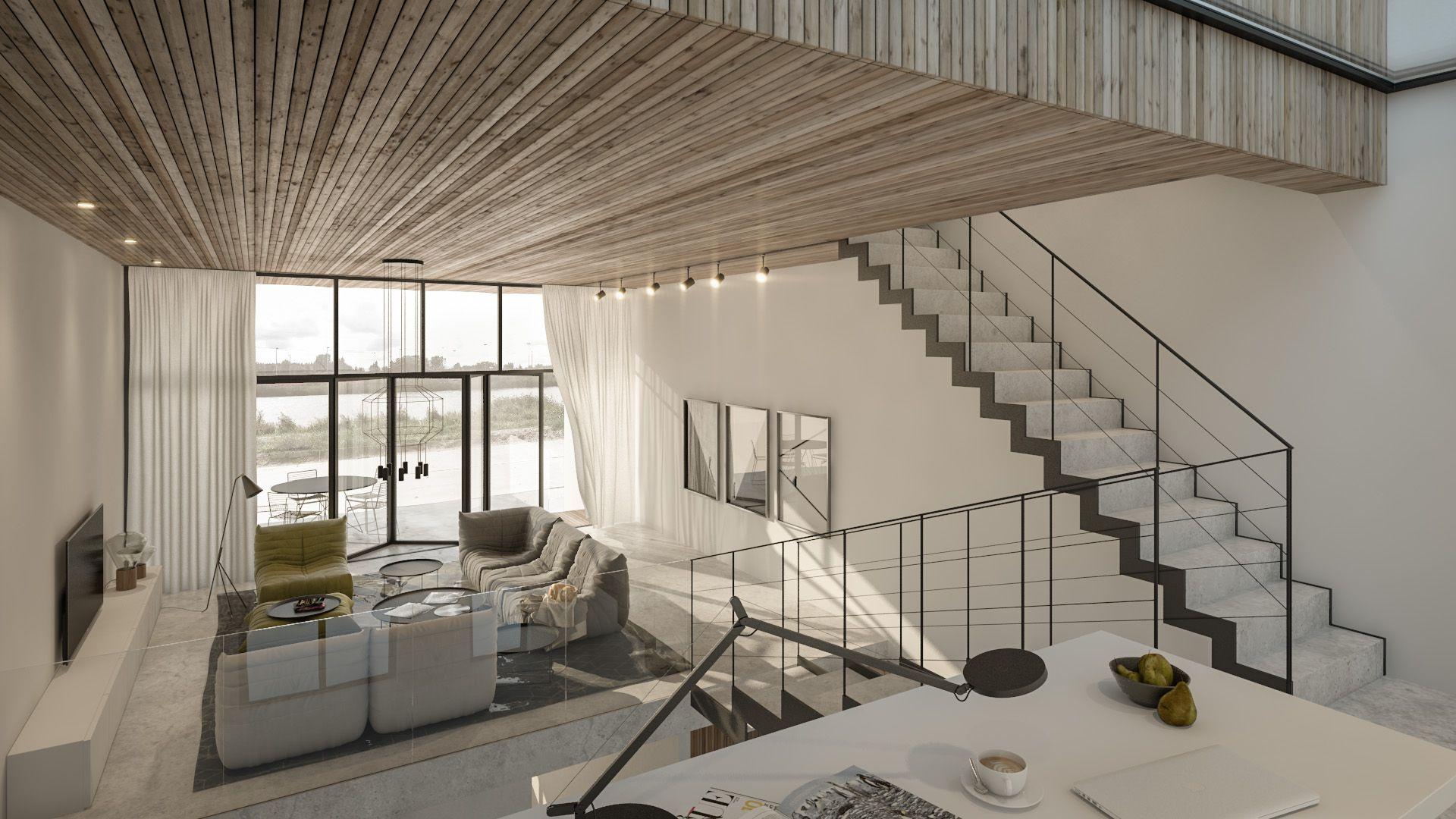 Interieur zelfbouw ijburg bnla architecten. homes lovely