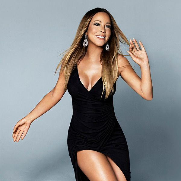 Mariah Carey Releases The Cover Art For Her New Single Infinity