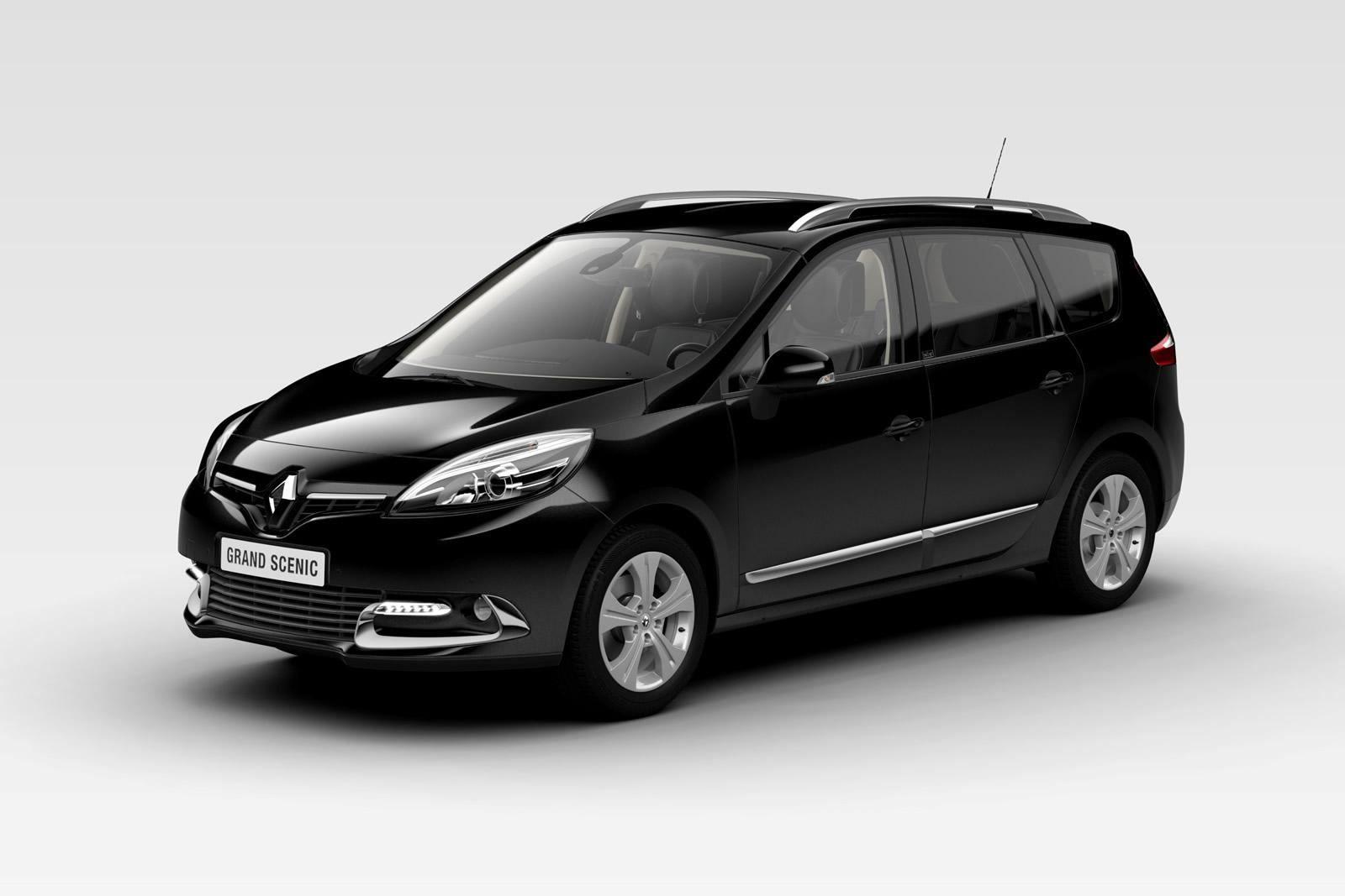 Renault Grand Scenic Black Renault Grand Scenic 2014 Black