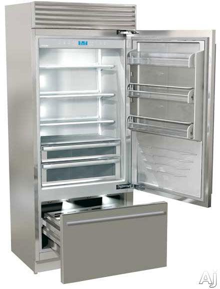 Fhiaba X Pro70 Series 36 Inch Built In Bottom Freezer Refrigerator Bottom Freezer Refrigerator Refrigerator Refrigerator Freezer