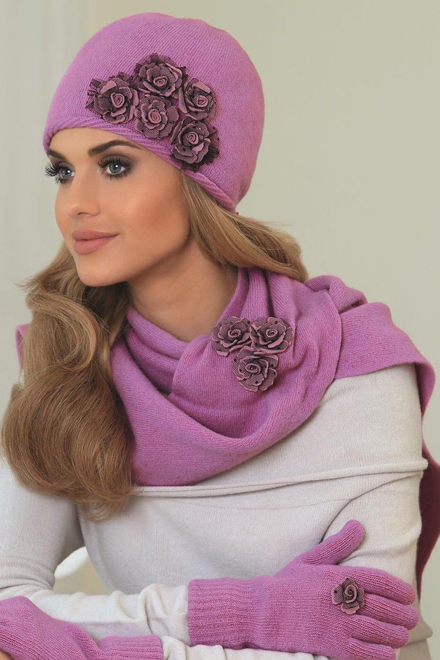 Kamea Eleonora Scarf #winter | | OtherEden.co.uk