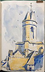 141001 Martel Vincent Desplanche Tags Watercolor Sketch Stage