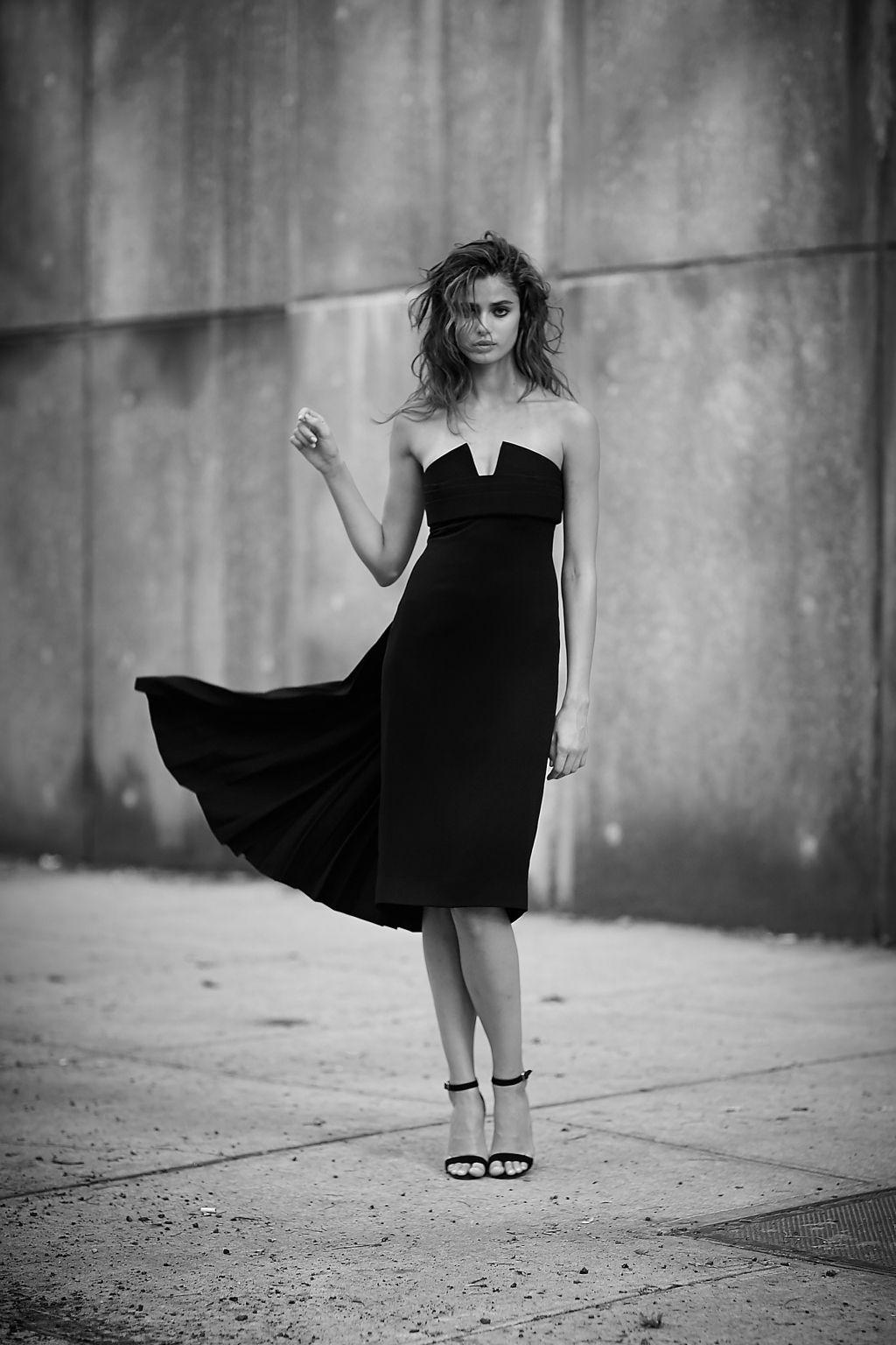 One to Watch Brandon Maxwell Fashion, Mid length