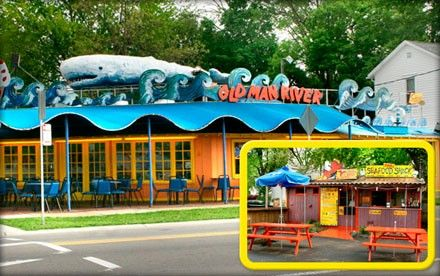 Today S Deal Old Man River River Restaurant Niagara Falls Ny Buffalo New York