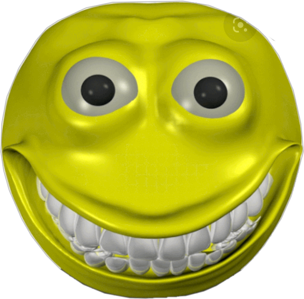 cursed meme scary memes freetoedit emoji smile