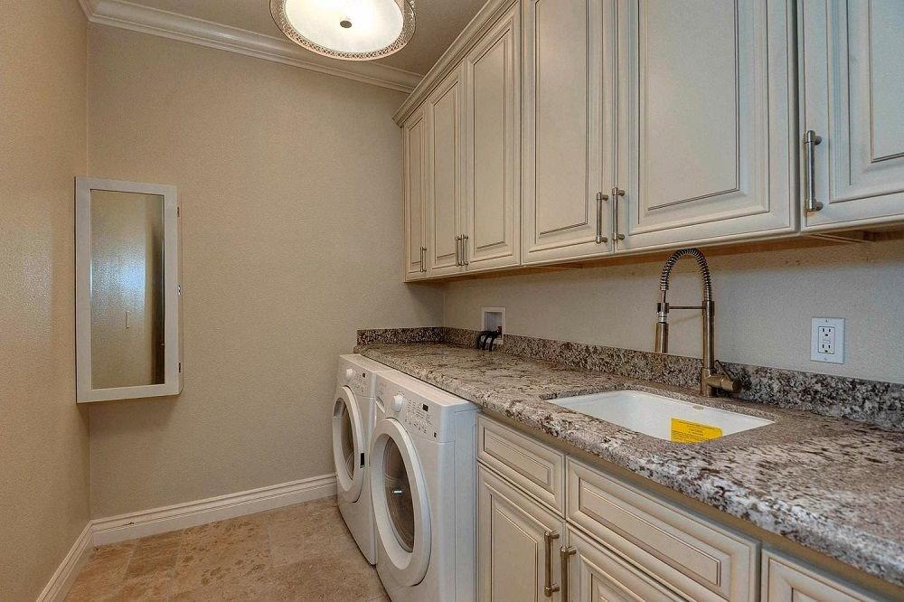 Grand JK Cabinetry Quality All-Wood Cabinetry Laundry and bathroom  cabinets