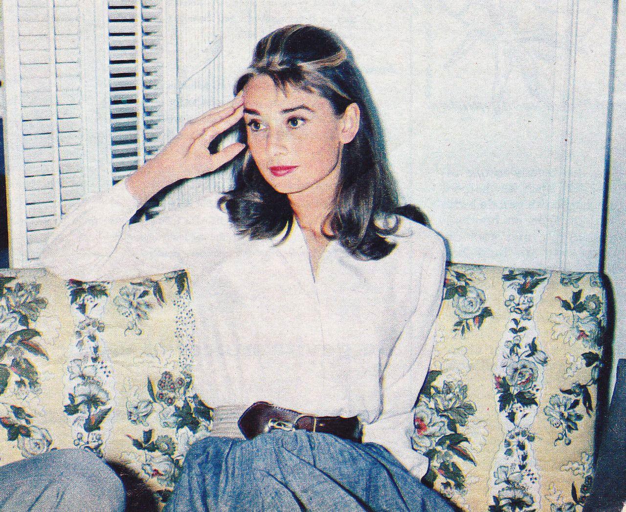 Photo of Rare Audrey Hepburn