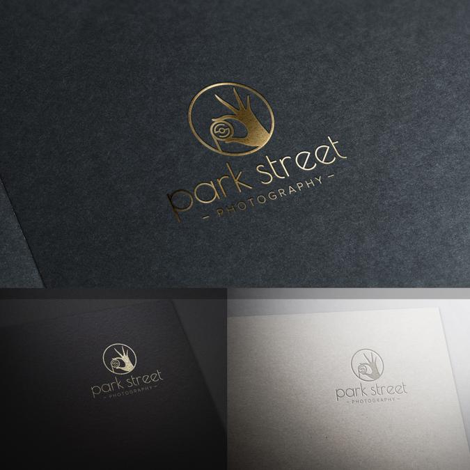 Portrait photographer seeks sleek minimalist logo for photography business. by halycon