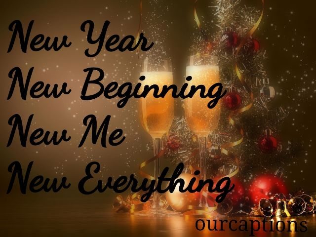75+ Unique Happy New Year Captions and Wishes | Happy new ...