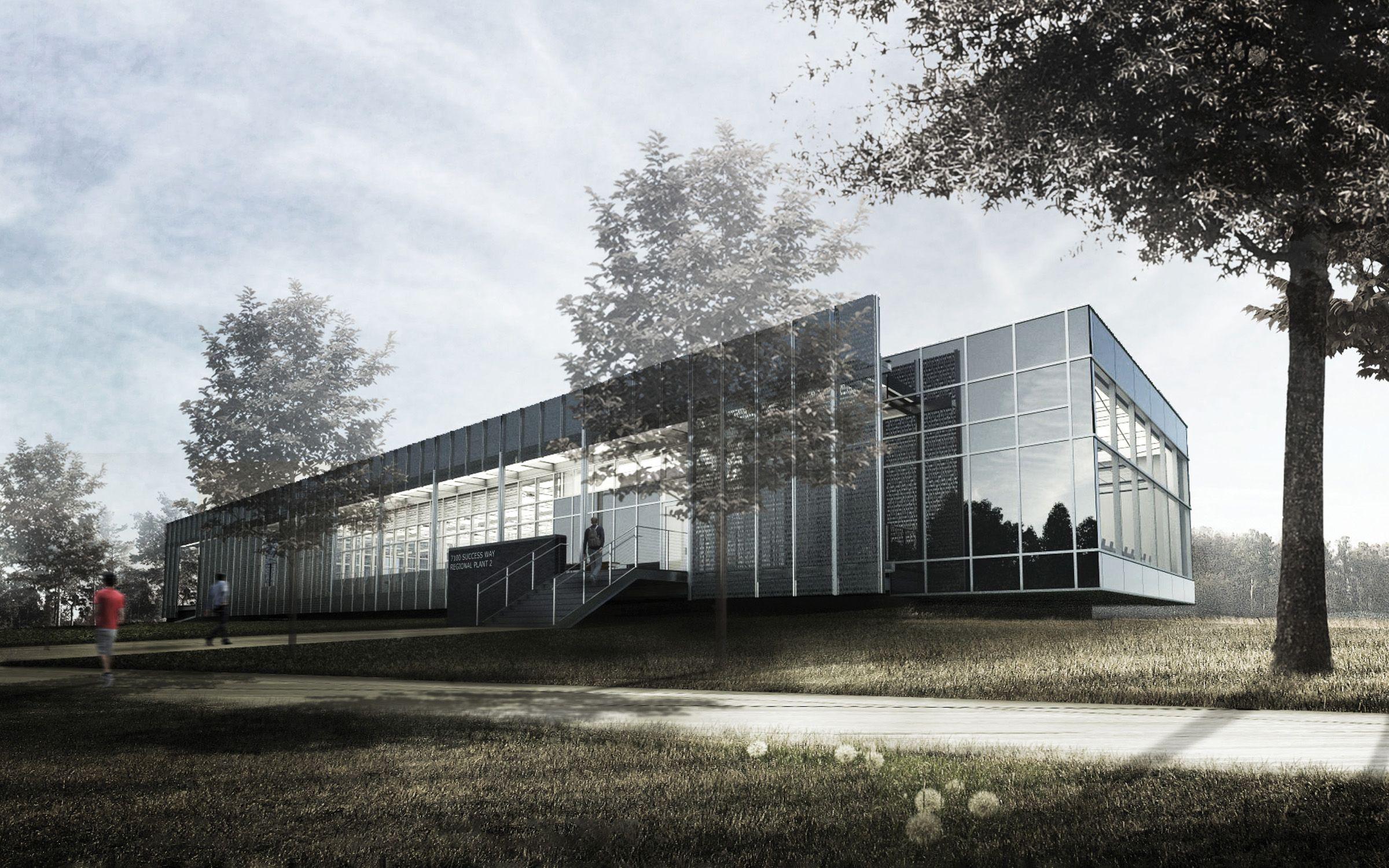 Regional Plant & Teaching Facility Higher education