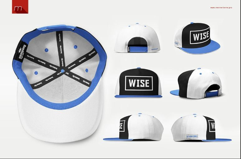 Download 51 Cap Mockup Psd And Hat Templates All Kinds Texty Cafe Hat Template Mockup Psd Snapback Cap