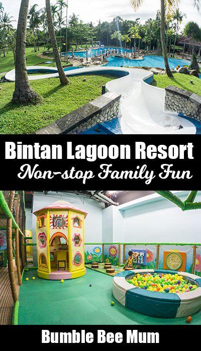 Bintan Lagoon Resort Non Stop Family Fun Bumble Bee Mum Bumble