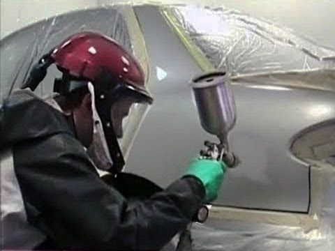 How to paint your car yourself auto body repair 1 of 2 drive how to paint your car yourself auto body repair 1 of 2 solutioingenieria Gallery