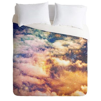 Deny Designs Shannon Clark Cosmic Duvet Cover Collection Casas