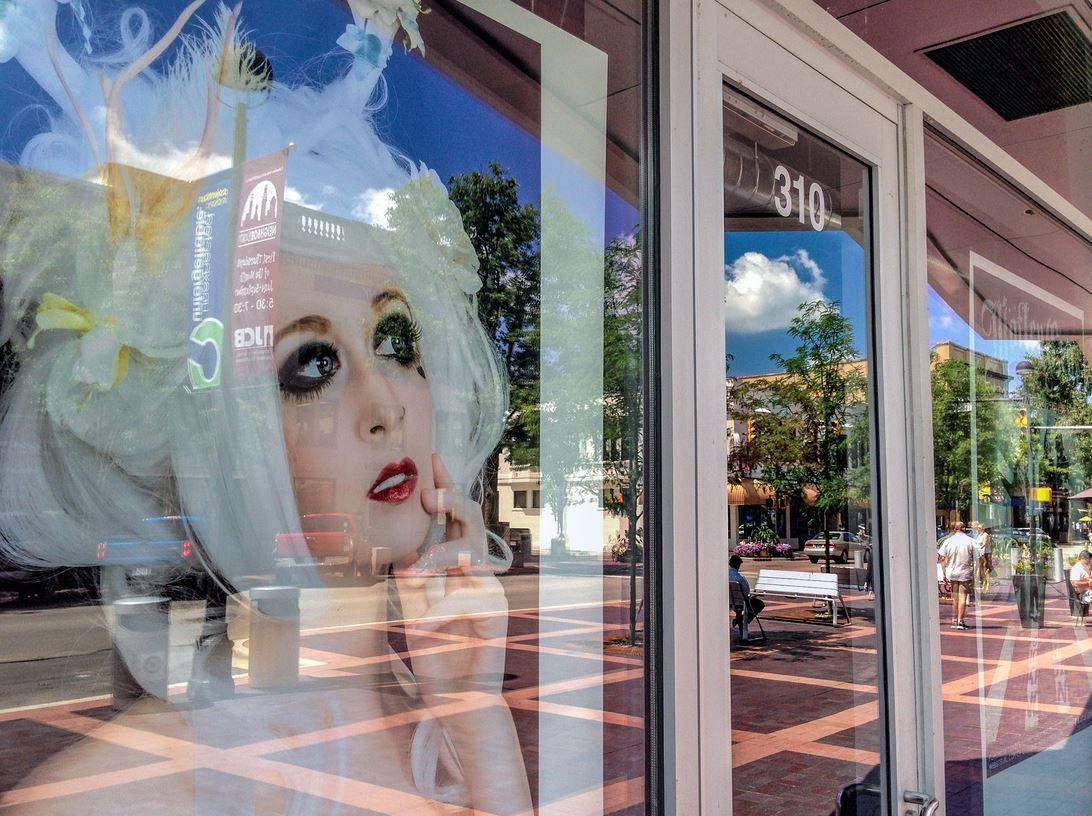 Downtown Columbus, Indiana Columbus, Photography student