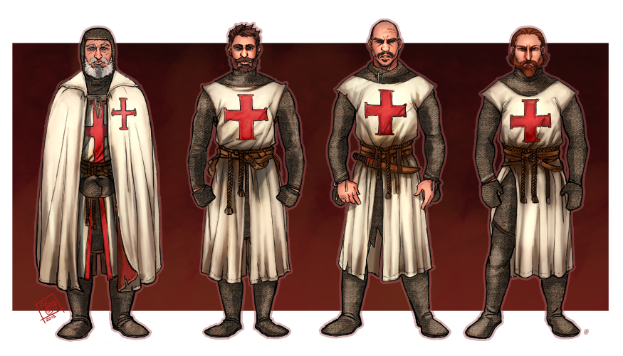The knights templar bristol and avon archaeological society