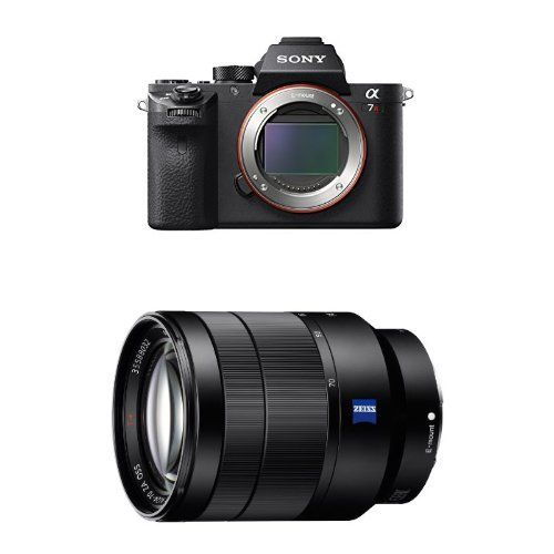 Sony a7R II Full-Frame Mirrorless Interchangeable Lens Ca... | A Pig ...