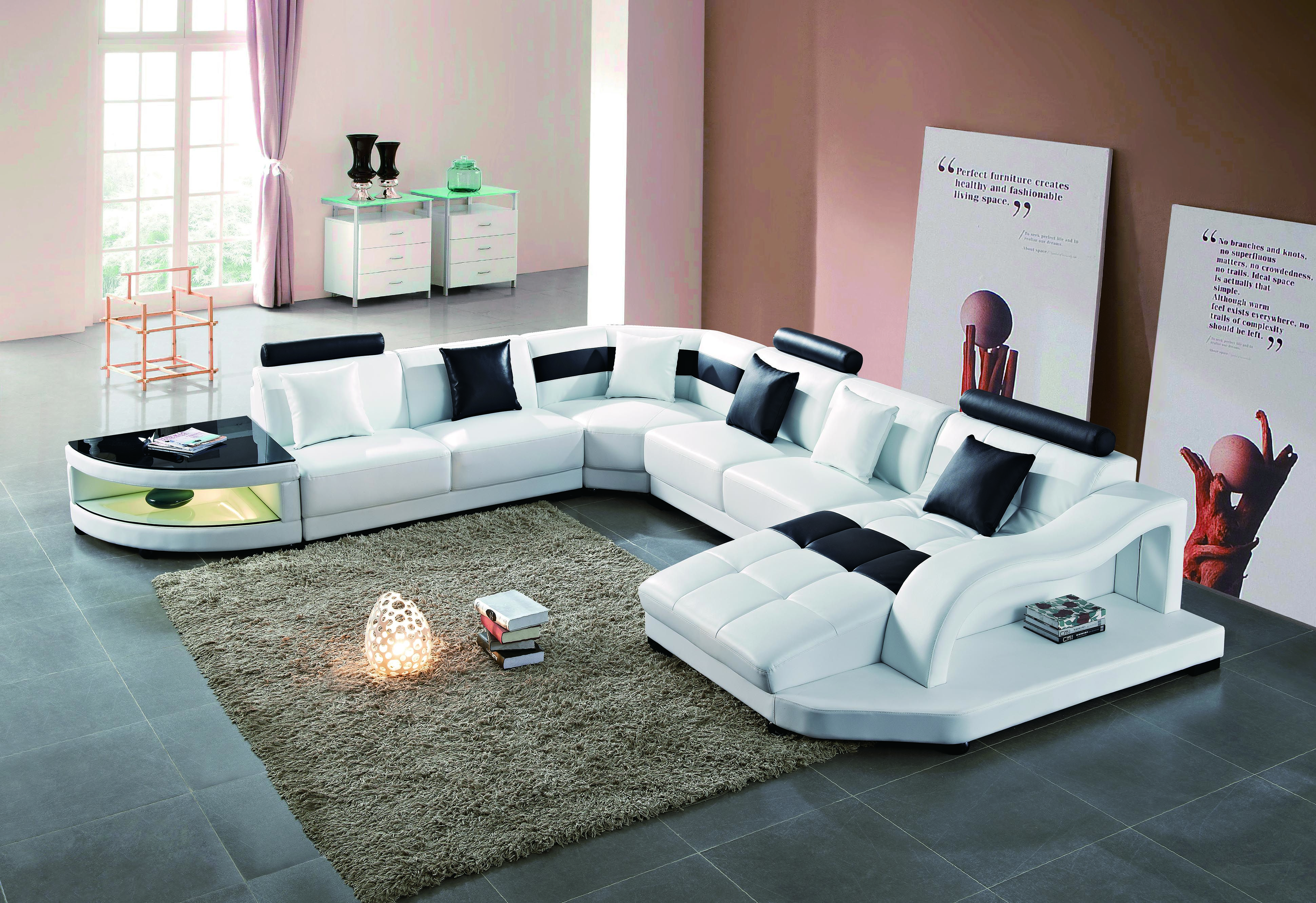 If I Have A Big Living Room In My House I Need Such Comfortable U