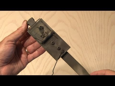 DIY Tripwire Bang Alarm...Low Tech, High Security Perimeter Alarm That's Very Cheap, And Easy To Make - The Good Survivalist