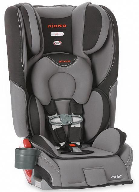 Diono Rainier Convertible And Booster Car Seat We Got This Exact One For Amelia Finnegan It Is Well Worth The Price Tag