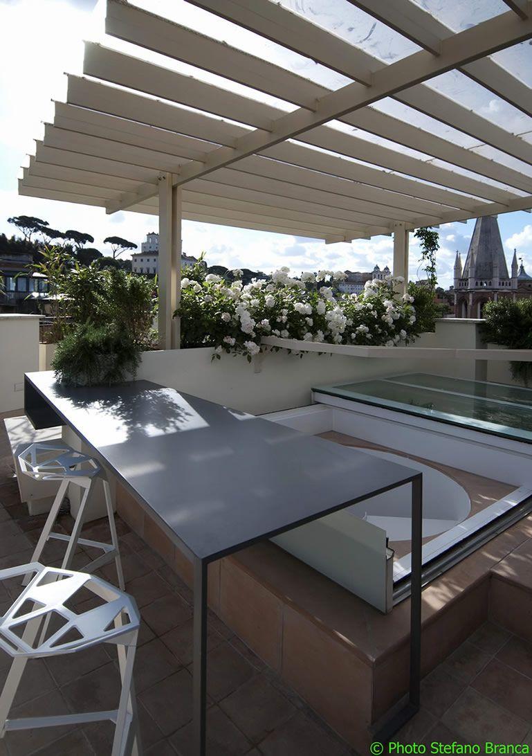 ristrutturare il terrazzo Andrea Spera Architetto - Maria Laura ...