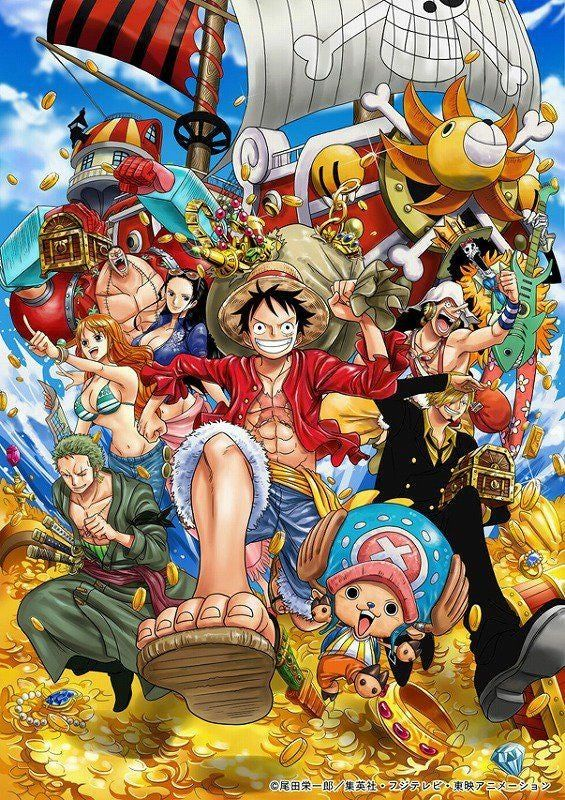 I started watching one piece I December 2019 and I have finally caught up to this wonderful work of art, it's the best 18,640 minutes I've spent and I don't regret it