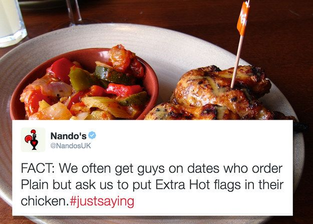 Spicy food in Britain:   24 Pictures That Show The Food Differences Between Britain And America