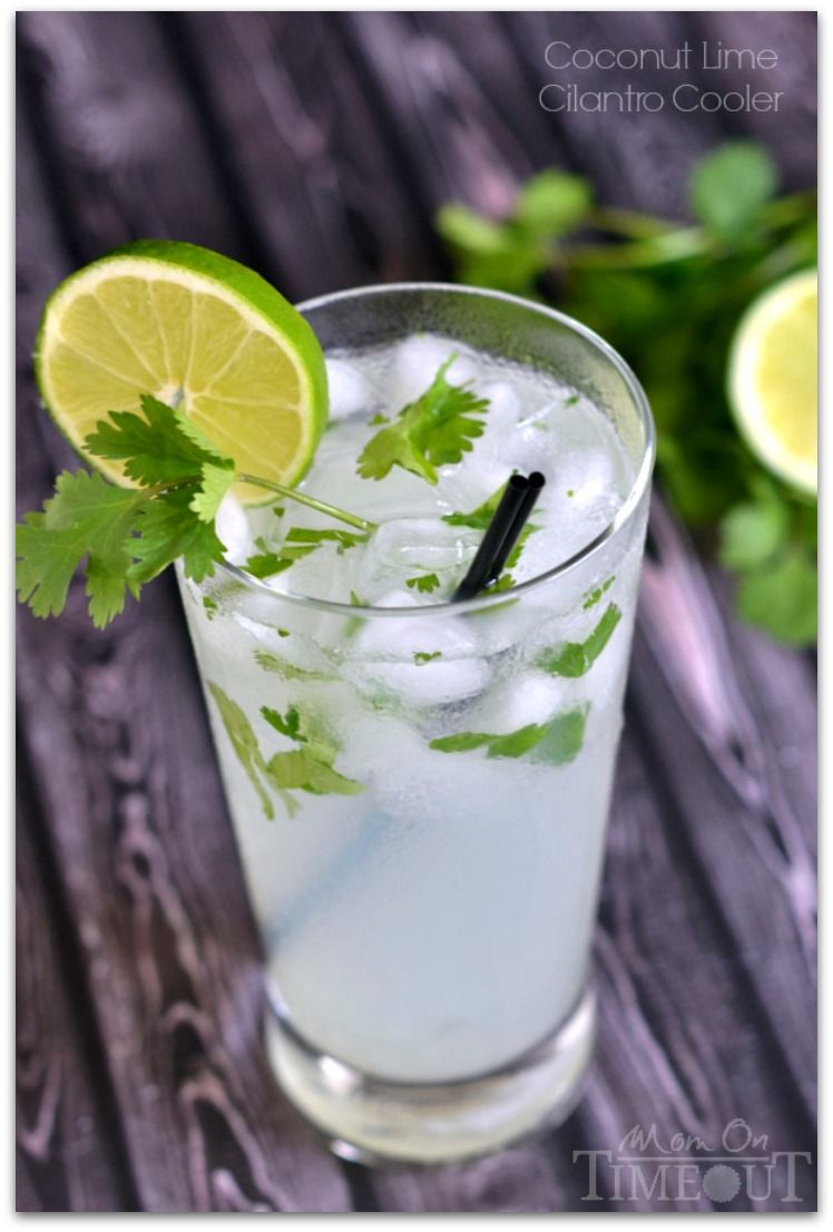 Watch Sparkling Lime-Mint Quencher video