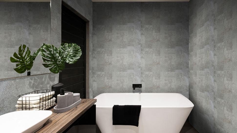 Muratto Cork Wall Design Primecork Bathroom Design Modern Bathroom Bathroom Interior