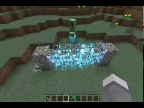 How To Make An Electric Fence In Minecraft Minecraft Fence