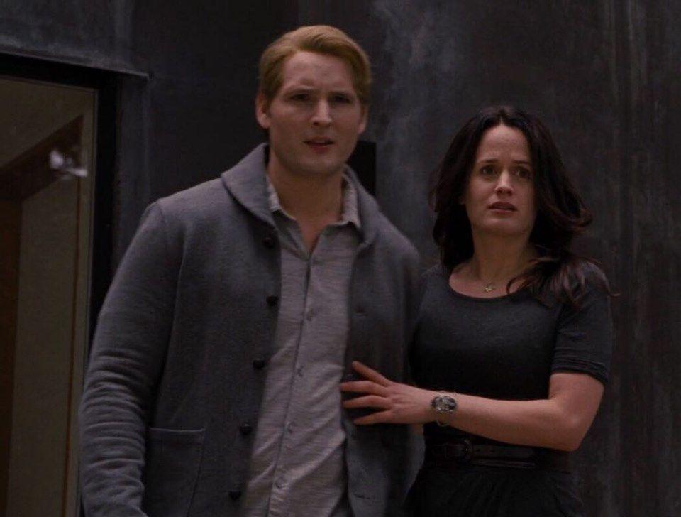 Pin de Twilight Saga en Carlisle & Esme | Saga