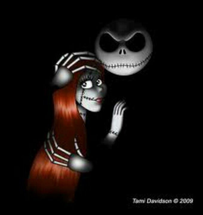 True love The Nightmare Before Christmas Pinterest Jack