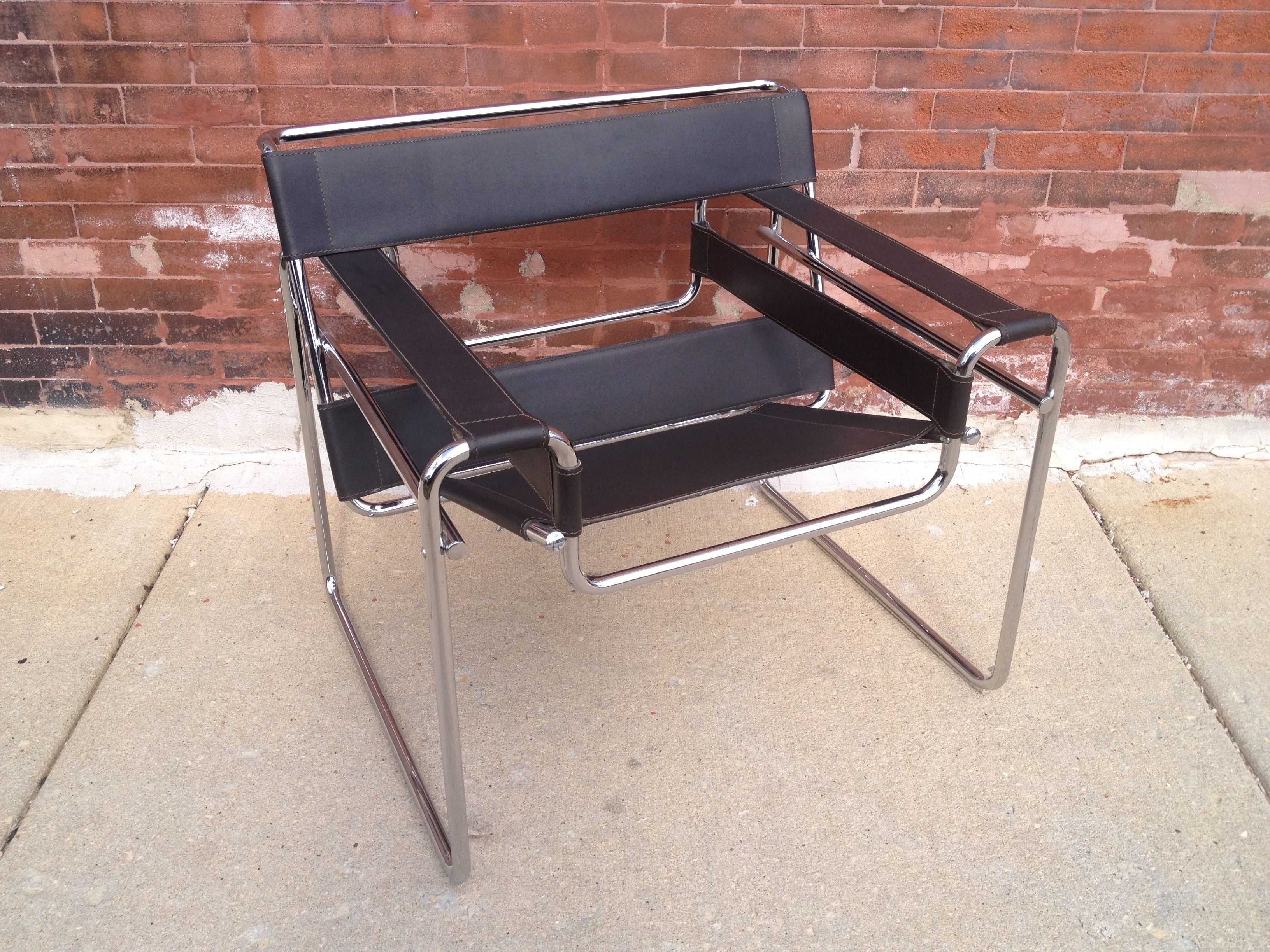 Wassily Chair   Reproduction $275   Chicago Http://furnishly.com/catalog