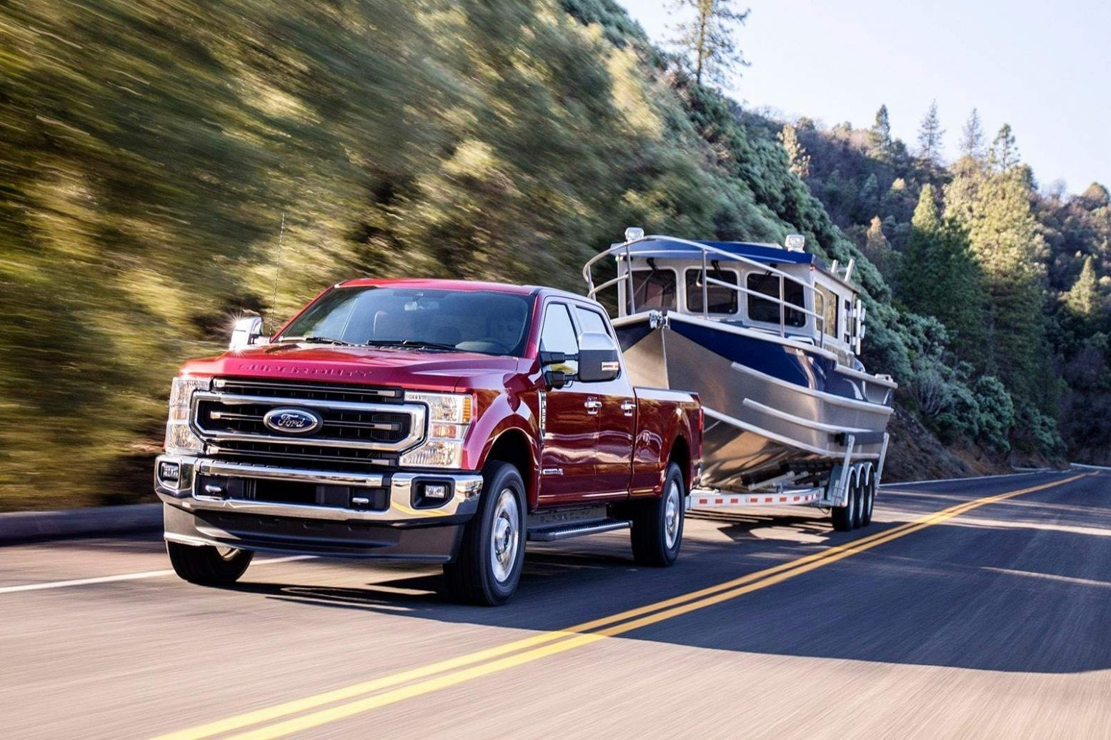 2020 Ford F Series Super Duty Review Cabin Cost Release Engine