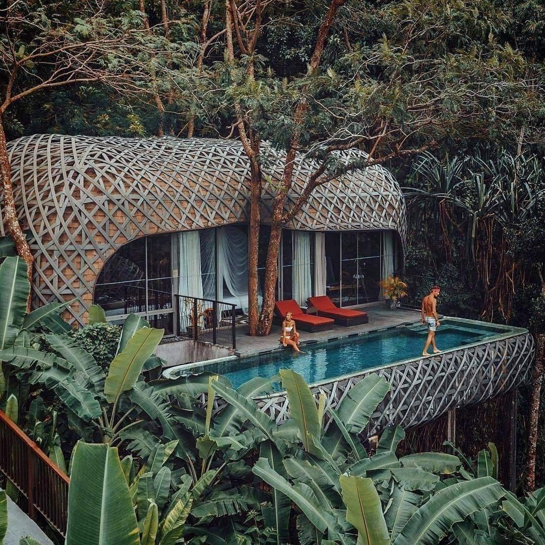 Keemala Resort & Spa In Thailand   Keemala phuket. Tree house