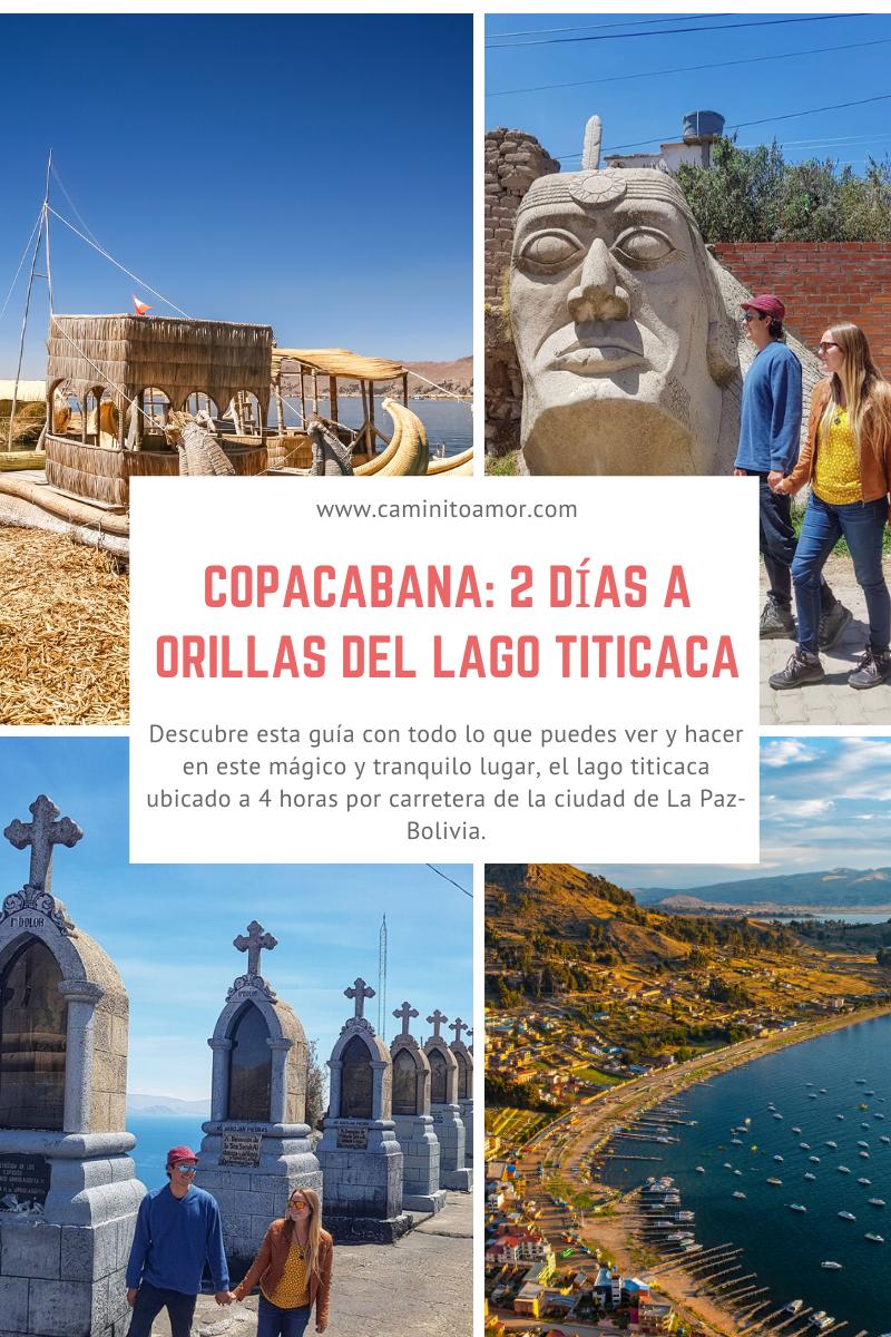 Historia del lago titicaca