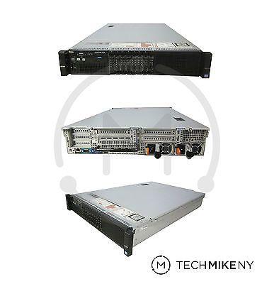 DELL PE R720 2 x 2.60Ghz E5-2630v2 6C 384GB 2x 960GB SSD 6x 1.2TB ...