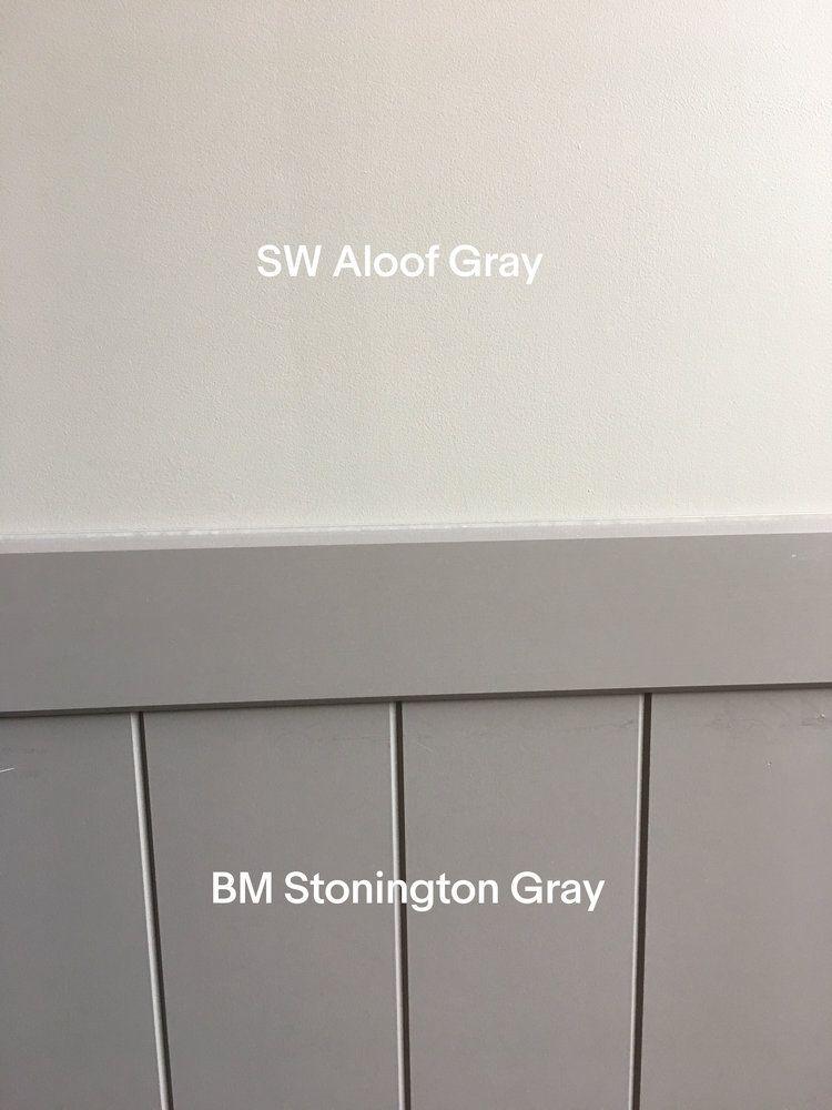 Ode To Gray Benjamin Moore Stonington Gray Stonington