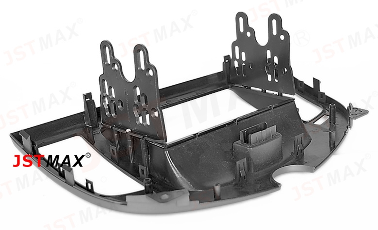 72.51$  Watch now - http://aliar7.worldwells.pw/go.php?t=32446399904 - JSTMAX Car DVD CD Radio Fascia Panel Face Plate For CHERY M11 Hatchback (A3), Cielo Stereo Facia Trim Dash CD Installation Kit