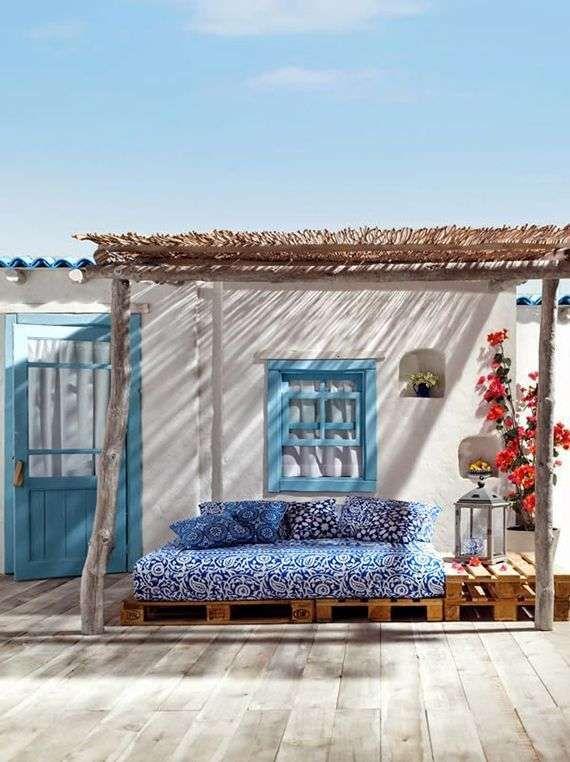 tessuti per l'arredamento di una casa al mare | casa dolce casa ... - Arredamento Interni Mare