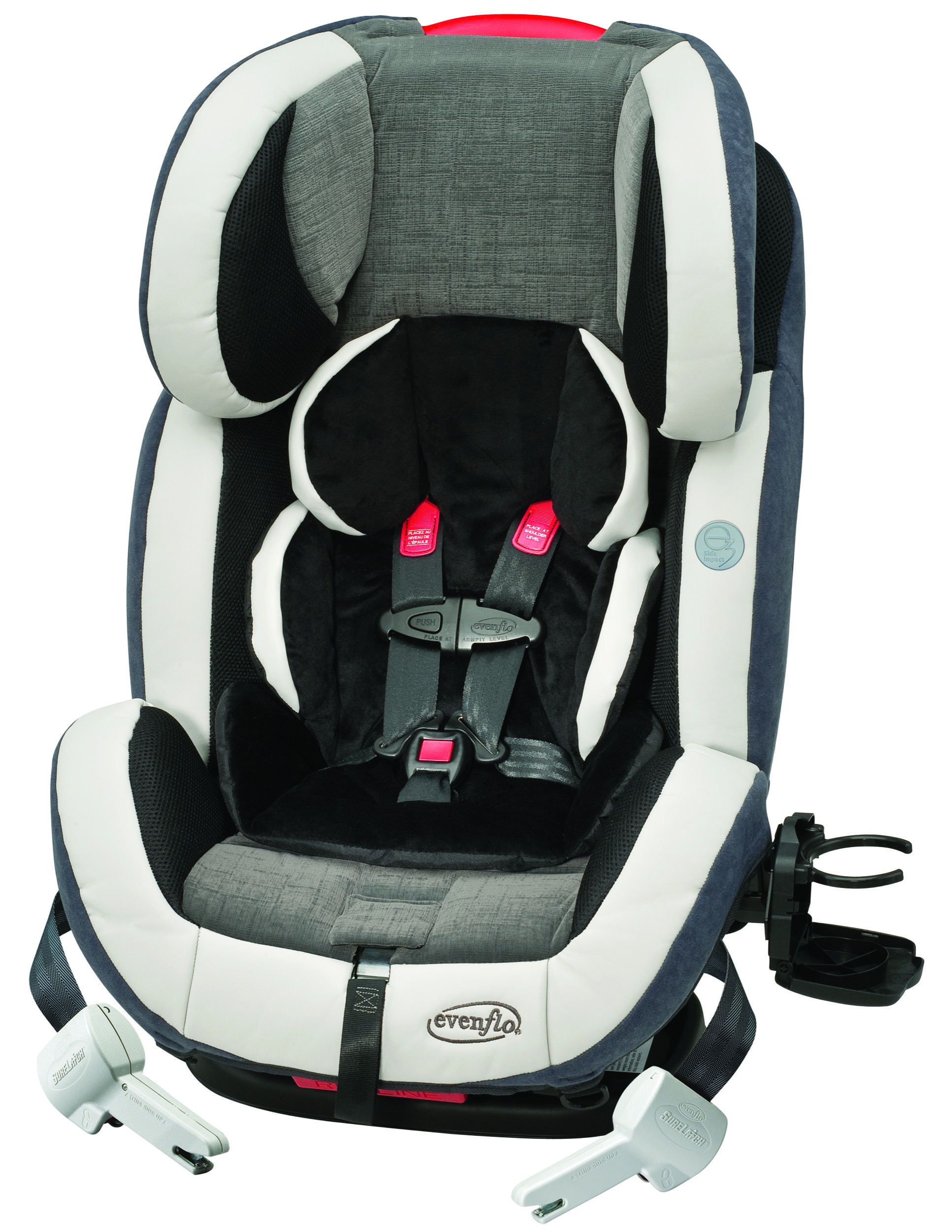 Evenflo Symphony 65e3 All In One Car Seat