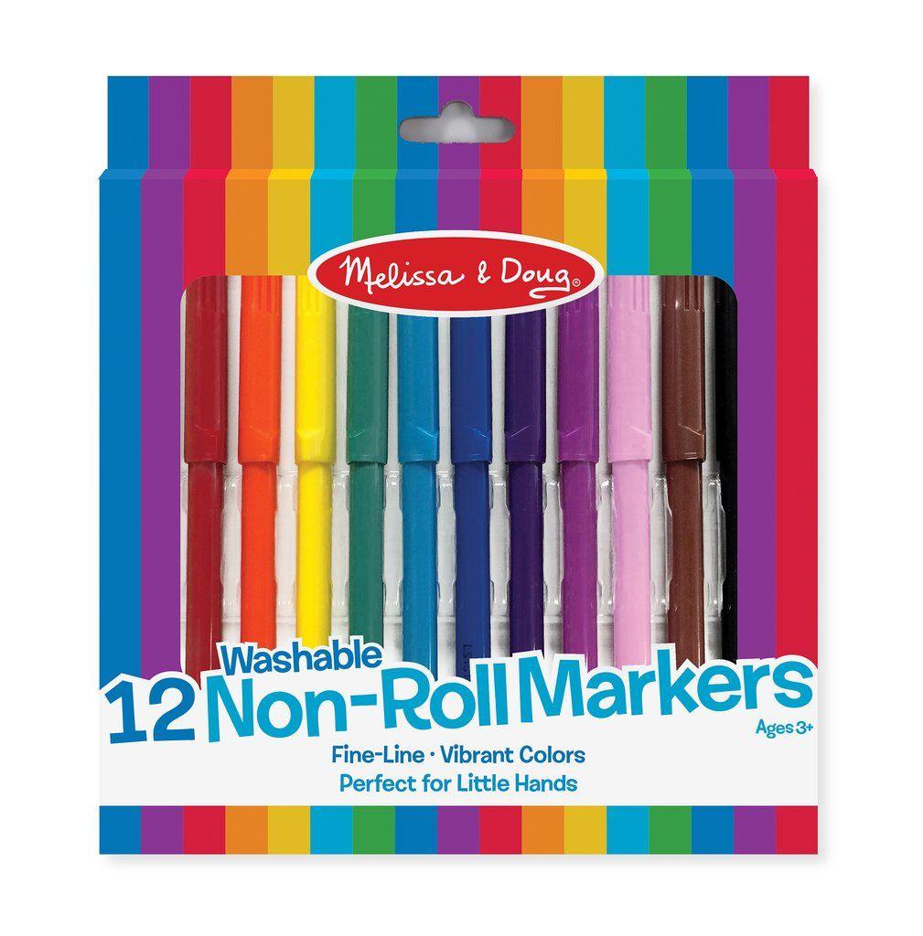 Felt Tip Markers, Crayon Set, Markers