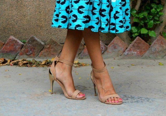 #nude #heels #smart #f21