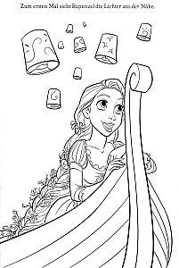 Rapunzel Con Immagini Pagine Da Colorare Libri Da Colorare Disegni Disney
