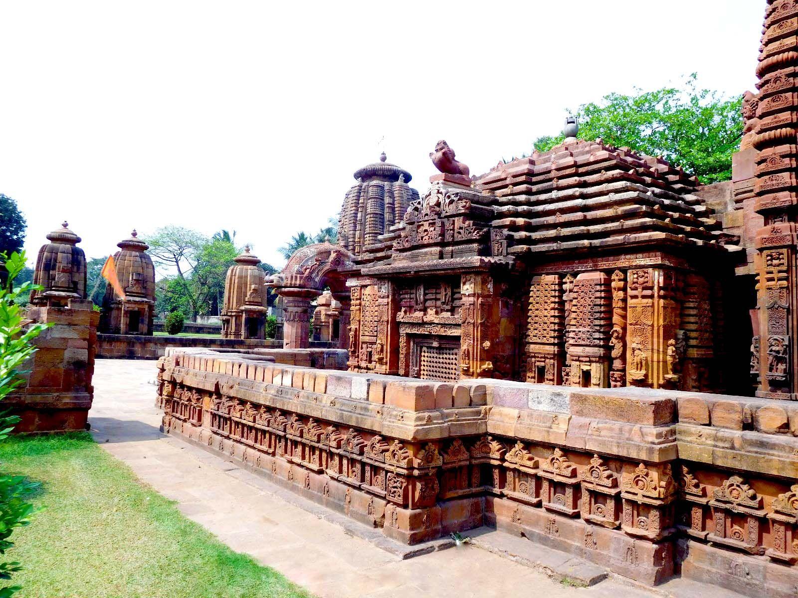 Mukteswara-Tempel Bhubaneswar
