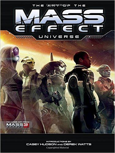 The Art of The Mass Effect Universe: Amazon.de: Casey Husdon, Various: Fremdsprachige Bücher