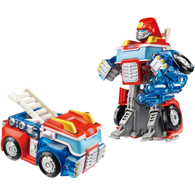 Playskool Heroes Transformers Rescue Bots Energize Heatwave The