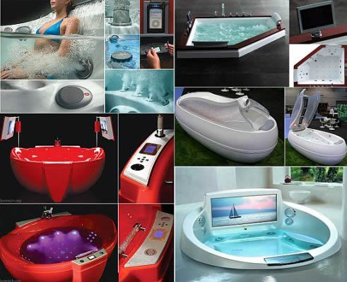 Top 10 High Tech Luxury Bathtubs Luxury Bathtub 10 Things High Tech