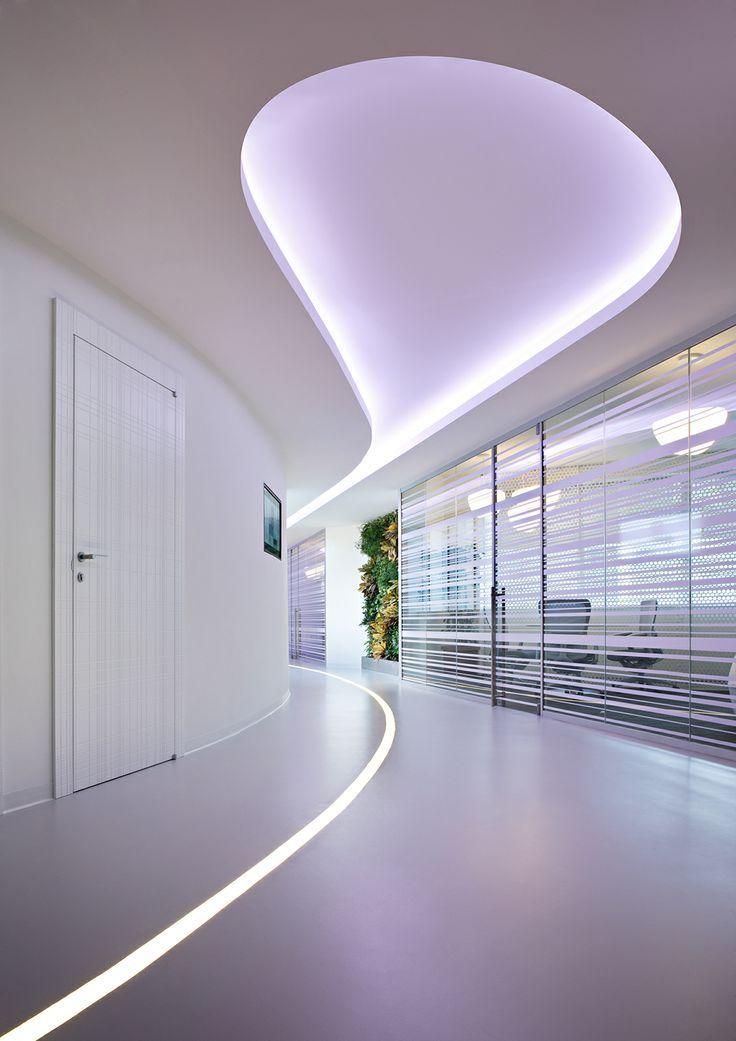 Iguzzini underscore curved solution light first www for Effebi arredamenti