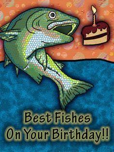 The best happy birthday memes birthdays birthday memes for Fishing birthday wishes